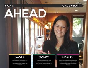 #SOARAHEAD Calendar